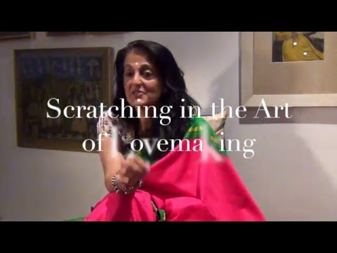 'Scratching' in the Art of Lovemaking - by...