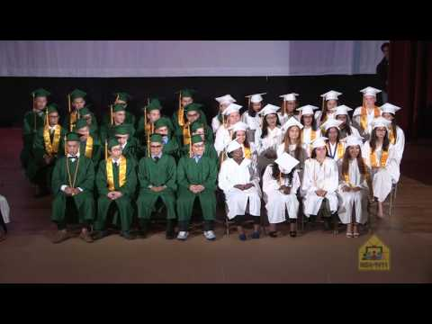 University Park Campus School - Graduation 2016