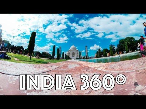 360 VR INDIA in VIRTUAL REALITY - Descubre INDIA 360 en REALIDAD VIRTUAL 360 * World in 360