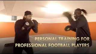Personal Training for professional football players