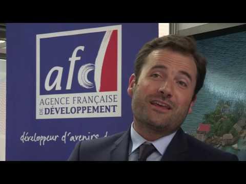FAICT 2015   ITW Foulques Chombart de Lauwe   Agence Francaise de Developpement   FRANCE