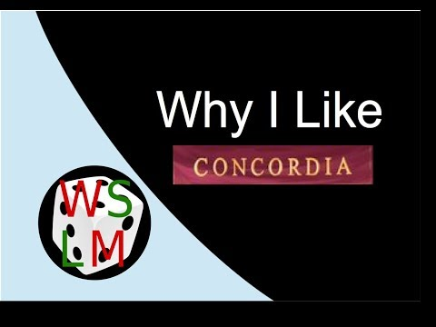 Concordia | Board Game | BoardGameGeek