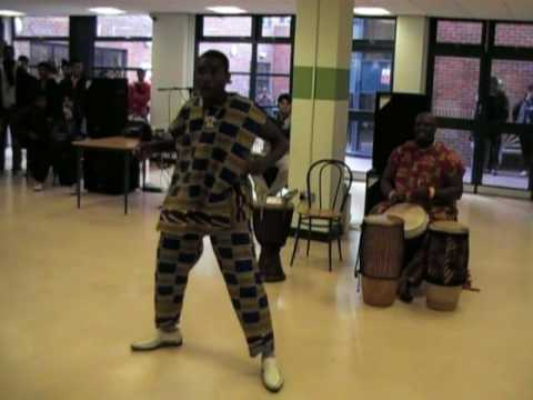 African Dance & African Drumming Workshops by 2020 Effect