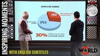 Satyamev Jayate S2 | Episode 5 | Criminalisation of Politics | Inspiring moments (English Subtitles)