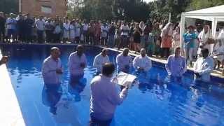Igreja Pentecostal Anabatista 17/08/2014