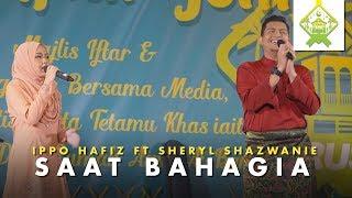 Cover images Ippo Hafiz ft. Sheryl Shazwanie - Saat Bahagia LIVE (Jom Iftar Jom)