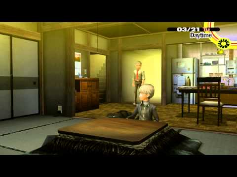 Persona 4 ALL 3 BAD ENDINGS
