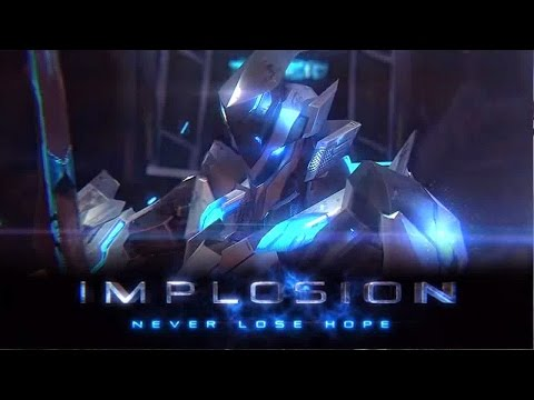 IMPLOSION - Never Lose Hope LIVE!