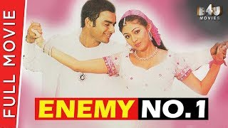 Enemy No 1(Aethirree) - New Hindi Dubbed Full Movie | Madhavan, Sadha, Rahman, Kanika | 4K