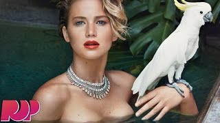 Jennifer Lawrence Vanity Fair Photo Controversy Reactions