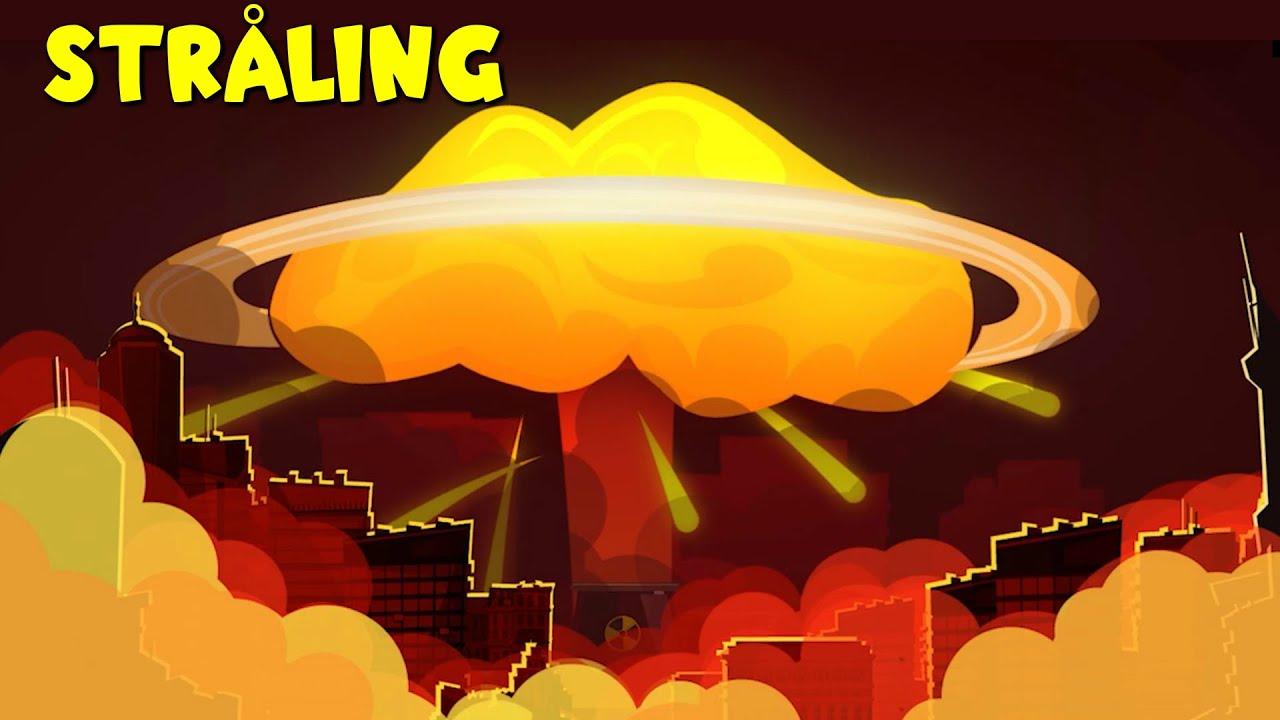 Hvad er stråling? | Virkninger på den menneskelige krop | Er stråling farlig? | Tjernobyl-eksplosion