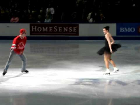 Tessa Virtue and Scott Moir 2010 Canadian Championships Gala Performance