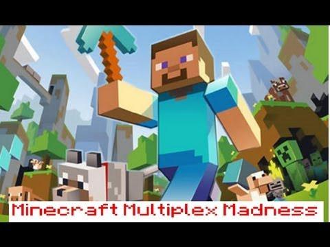 Minecraft Multiplex Madness #1