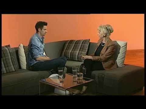 Timo Kohlenberg von America Unlimited auf dem H1 Sofa (h1 Fernsehen aus Hannover)