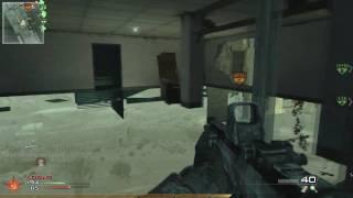 Modern Warfare 2 Texture Glitch - FRAPS - PC MW2