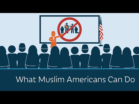 Islamic Terror: What Muslim Americans Can Do