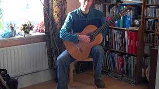Baixar Guitar lesson 1 Playing with plucking hand thumb
