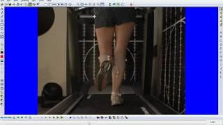 Running gait analysis: Determining excessive foot pronation