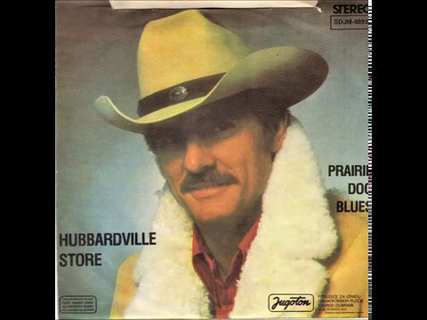 Dennis Weaver - Prairie Dog Blues