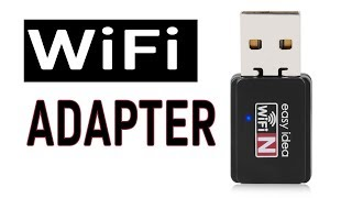 PC LAN Network Card WiFi USB Receiver For Computer - wifi adapter
