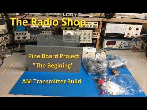 """#240-pine-board-project-""""the-beginning"""""""