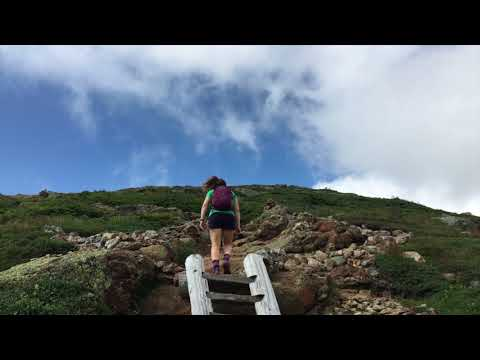 Mountains for Days: A New Hampshire hiking film