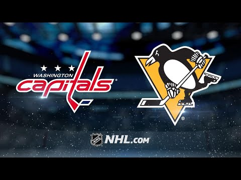 Caps clinch division title with 3-1 win against Pens