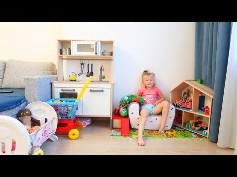 Катины игрушки. Детская кухня Икеа. Что подарить ребенку?