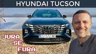 Korejci misle ozbiljno - Novi Hyundai Tucson - Jura se fura