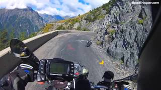 2013 F800GS Alps Tour Epic Road, the D211A