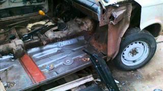 видео Кузов автомобиля ВАЗ 2106: конструкция и ремонт
