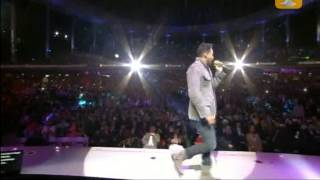 Romeo Santos, La Diabla, Festival de Viña 2013