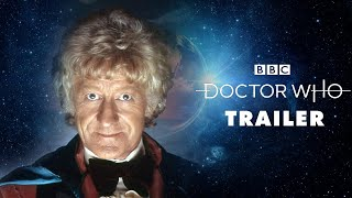 Doctor Who: Season 10 - TV Launch Trailer (1972-1973)
