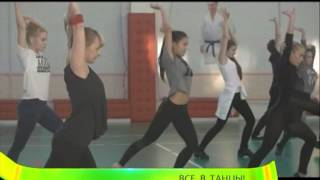 """Победитель первого сезона """"Танцев"""" провел мастер-класс."""