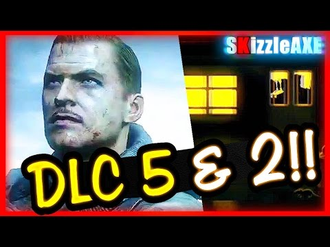 BO3 DLC 5 & When is DLC 2 Trailer & DLC 2 Release Date? (Black Ops 3 Zombies DLC 5 and IW DLC 2)