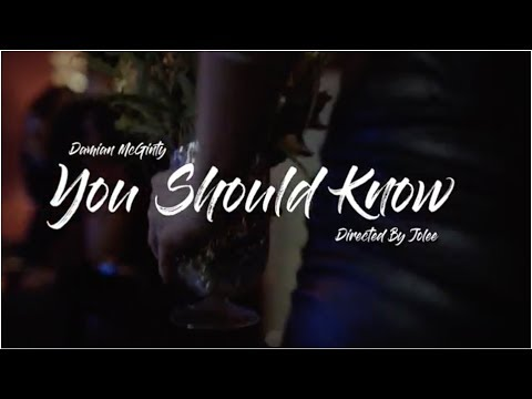 Damian McGinty: You Should Know (Official Video)