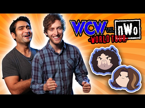 WCW vs NWO: World Tour with Special Guests Thomas Middleditch & Kumail Nanjiani  Guest Grumps