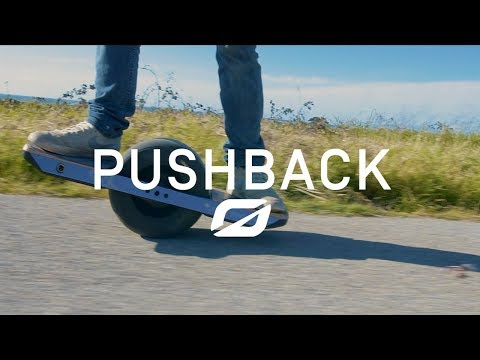 Onewheel: What is Pushback?