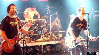 Biggest Lie [HD], by No Use For A Name (@ W2 Den Bosch, 2011)