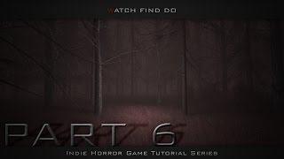 Tutorial - Indie Horror Game in Unity3D [Part 6] - [Creating Ambients]