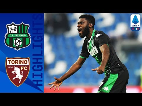 Sassuolo 2-1 Torino | Boga Scores a Worldie as Sassuolo Fight Back to Win! | Serie A TIM