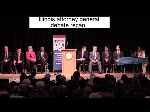 Illinois Attorney General Debate