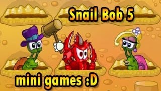 snail bob 5 love story mini games walkthrough all stars adventure by a10 games