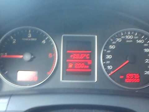 bip bord audi a4 b6 youtube rh youtube com B5 Audi A4 Interior Audi A4 B5 Engine