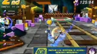 跑Online 8人同心 玩具峽谷城 5:5...