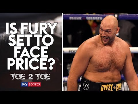 Is Fury v Price happening? | Toe2Toe | Sean 'Masher' Dodd & Spencer Fearon