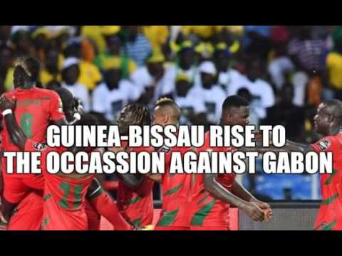 Gabon 1-1 Guinea-Bissau Post Match Analysis Review - AFCON 2017