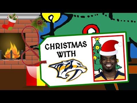 NHL Secret Santa: Nashville Predators edition