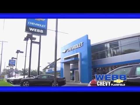 Webb Chevy Plainfield Youtube