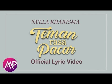 Dangdut - Nella Kharisma - Teman Rasa Pacar (Official Lyric Video)